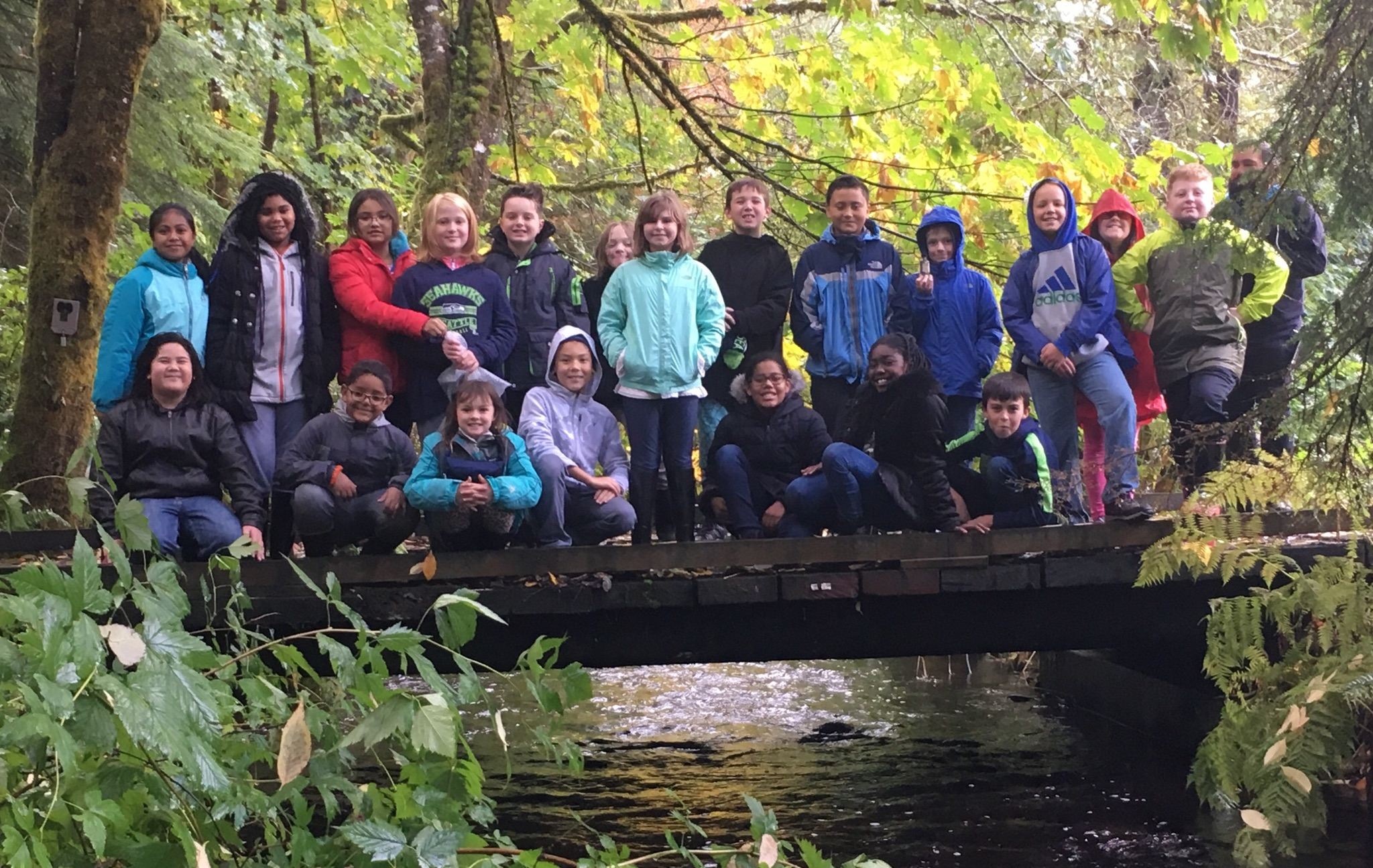 Water Quality Monitoring – South Sound GREEN