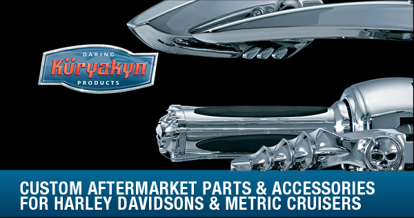 Motorcycle Accessories and Aftermarket Parts