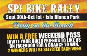Win Free Tickets to SPI Bike Rally