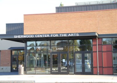 Sherwood Center for the Arts