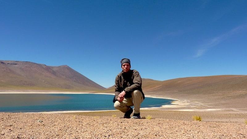 Chile in 3 Wochen