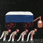 Jimmie Sudduth Cotton Picking, 1998