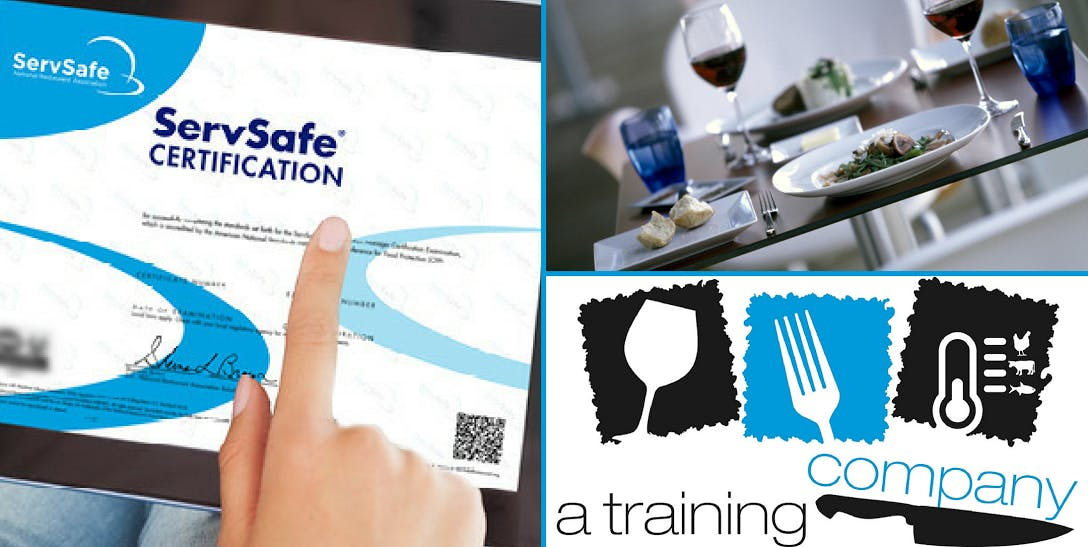 Monterey Ca Servsafe Food Manager Certification Training Exam