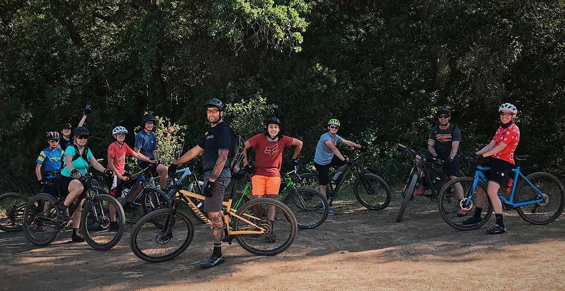 South County Composite High School Mountain Bike Team