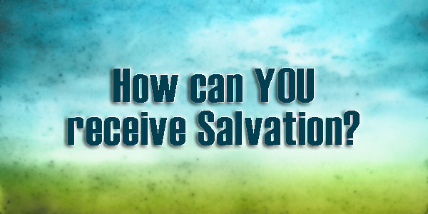 ReceiveSalvation