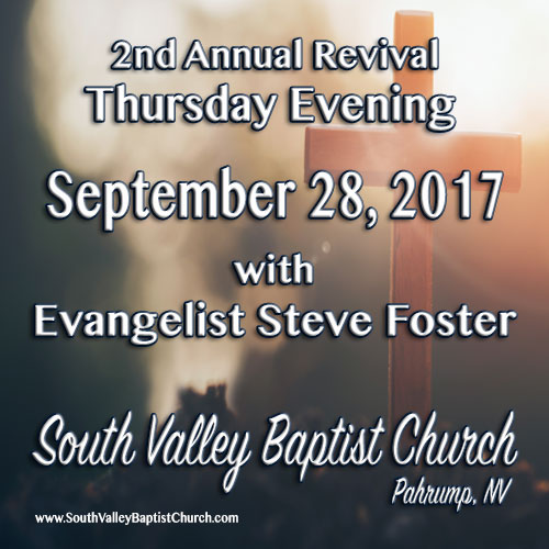Revival September 28 2017