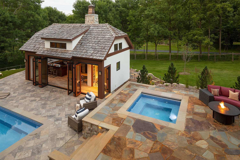 custom minneapolis swimming pool design