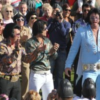 Elvis Festival Returns To Porthcawl