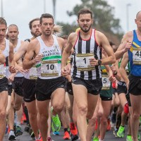 Swansea Bay 10k - Back to the 80s