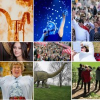 50 South Wales Events