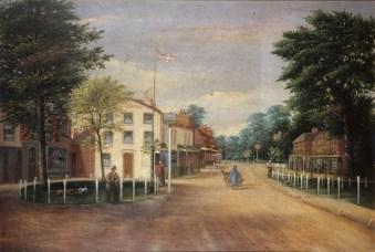Dulwich Village c.1850 GA0319 web