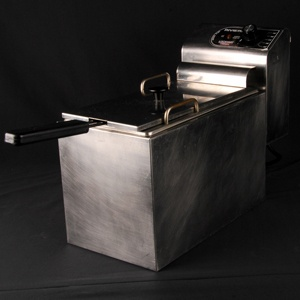 Electric Deep Fat Fryer - 2 gallon / 9 litres