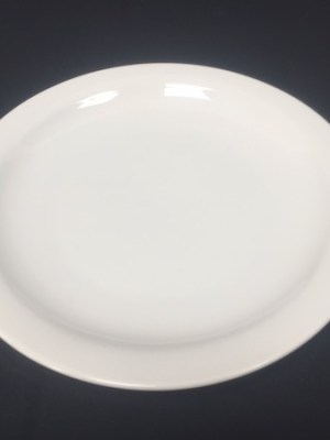 "NARROW RIM DINNER PLATE 11""/284mm CLASSICAL VALUE"