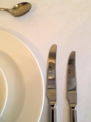 "White Tablecloth 70 "" X 90 """