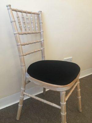 Lime washed Chiavari Chair