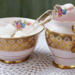 Dorchester vintage china hire