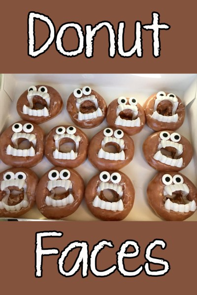 Donut Faces