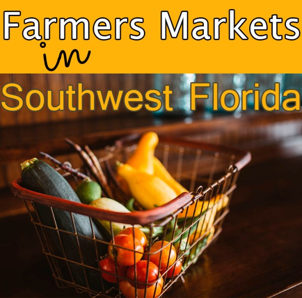 Farmers Markets in Southwest Florida