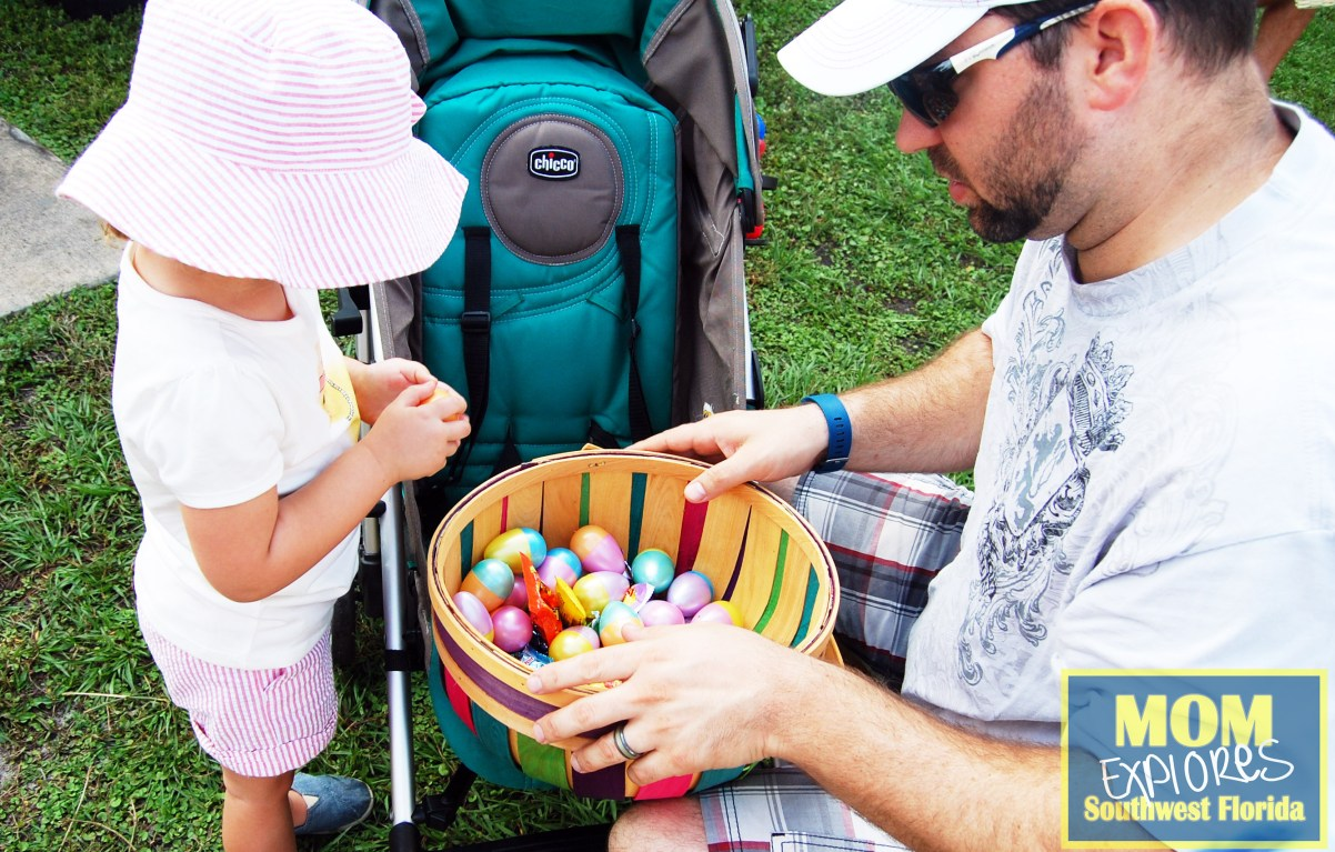 Easter Egg Hunt on Boca Grande