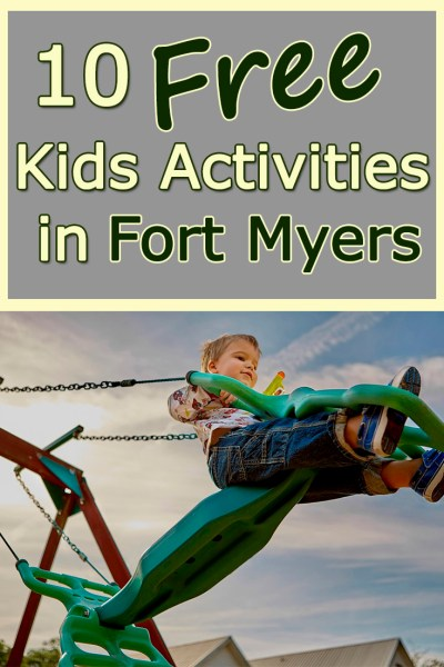 10 Free Kids Activities in Fort Myers