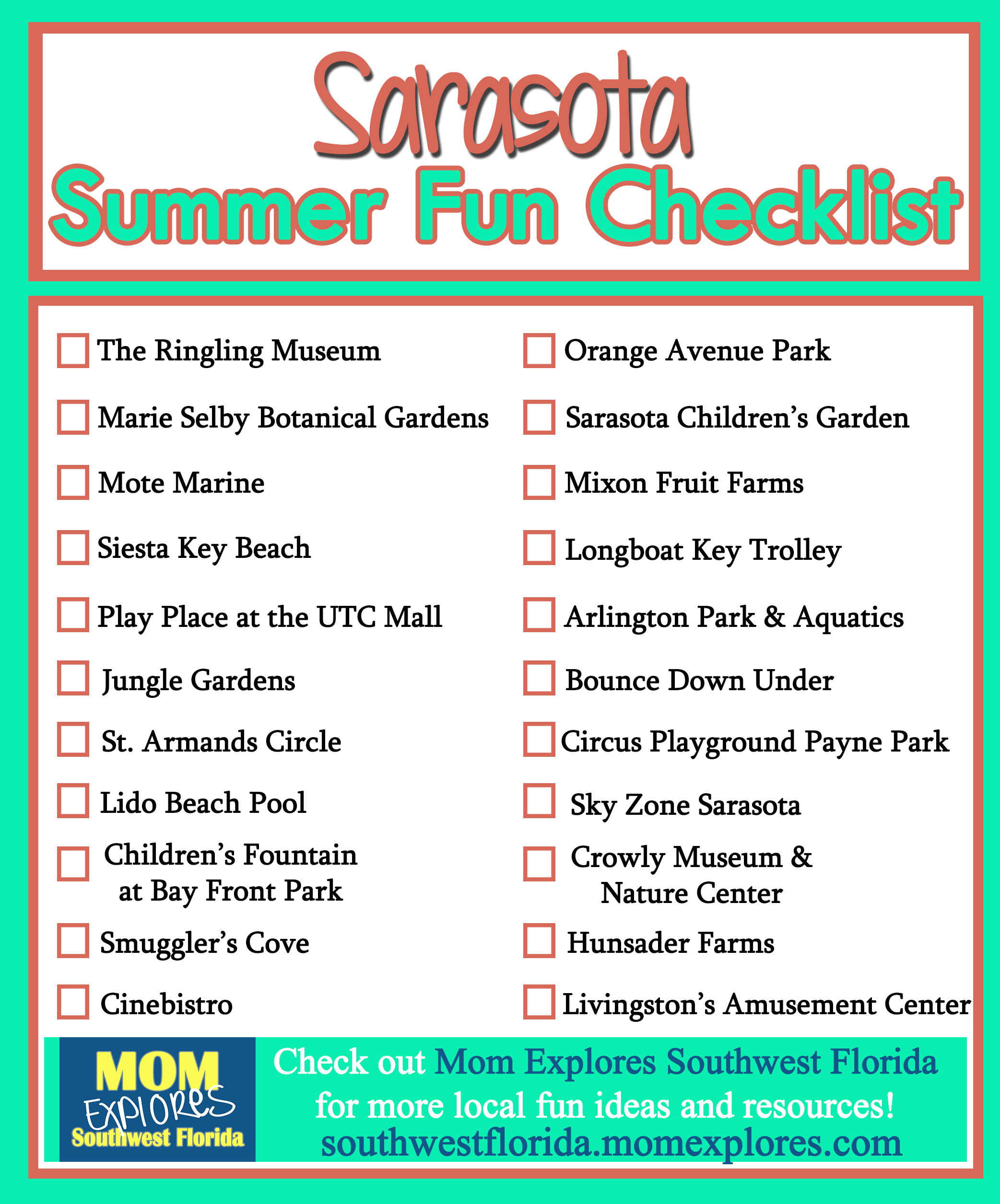 Fun Things To Do In Sarasota For Kids