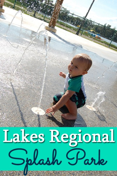 Lakes Regional Splash Park