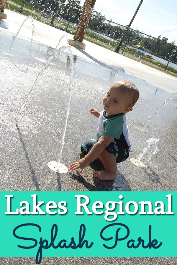 Lakes Regional Splash Park in Fort Myers is so much fun! You have to check it out if you are in the area.