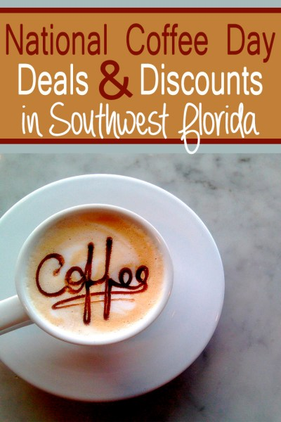 Celebrate National Coffee Day in Southwest Florida