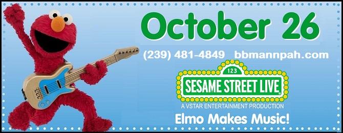 Sesame Street Live Ticket Giveaway