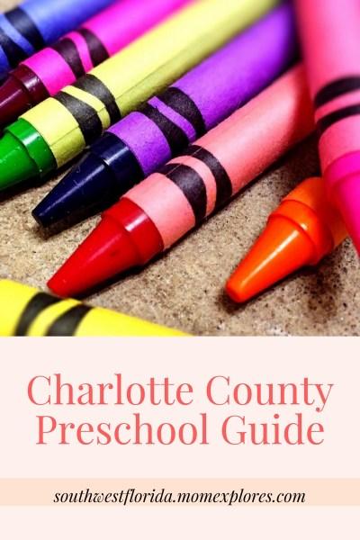 Preschools in Charlotte County