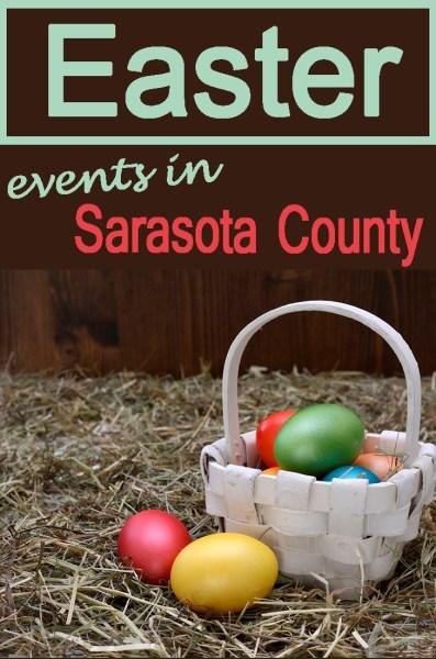 Easter Egg Hunts and Festivals in Sarasota County