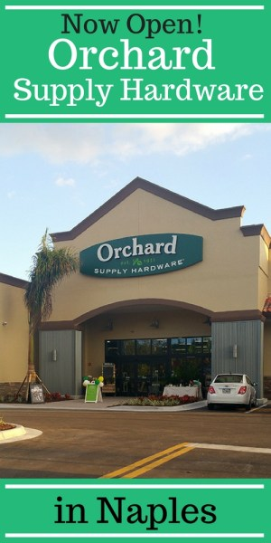 Orchard Supply Hardware in Naples