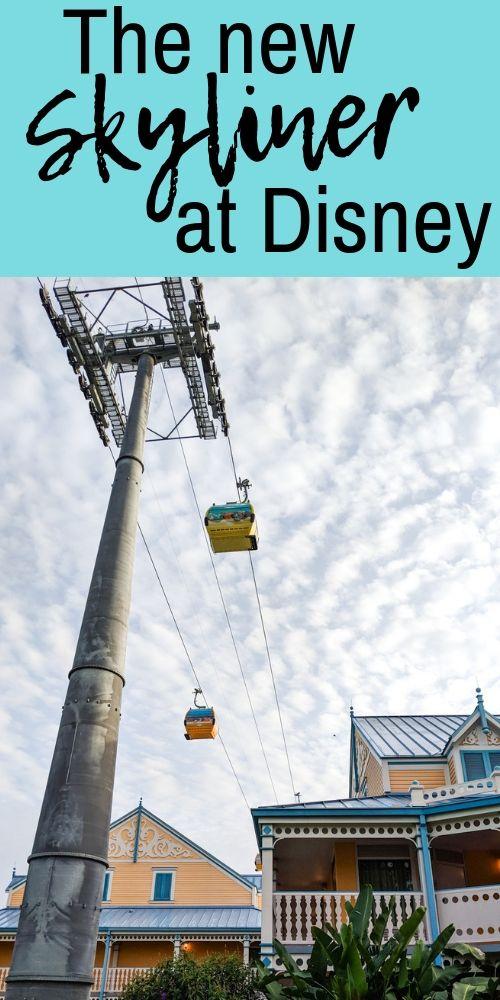 Skyliner at Walt Disney World Resort - Mom Explores Southwest Florida