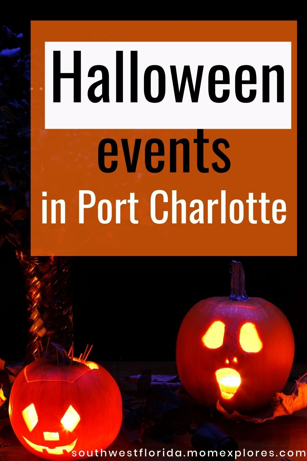 Halloween events in Port Charlotte