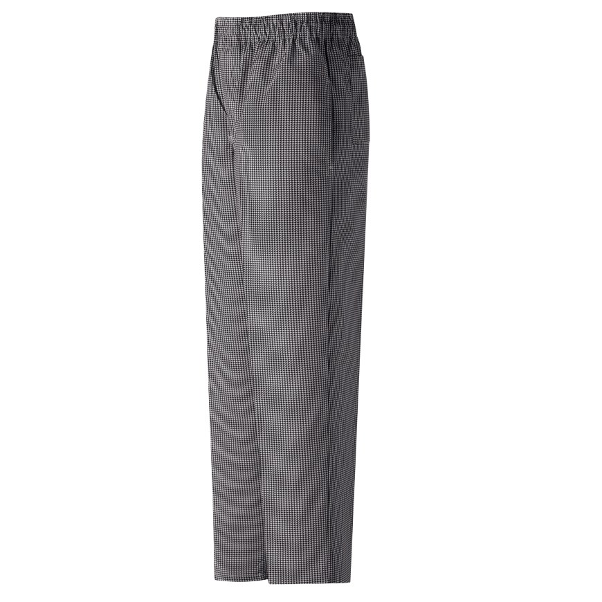 Gray Design Uniform Pants