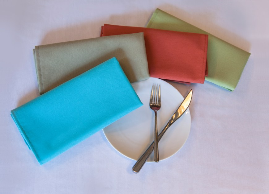 Multi-Color Napkins