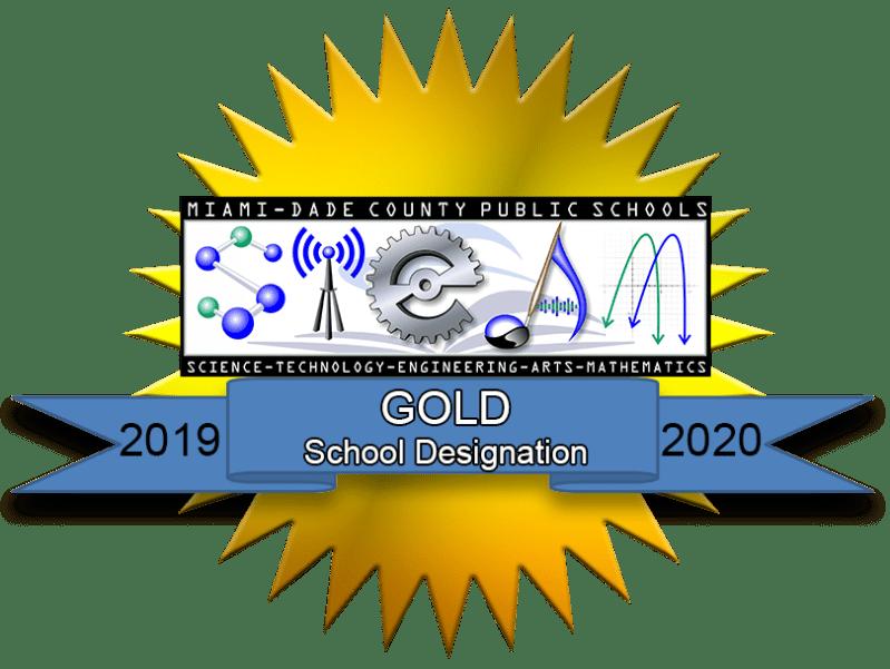 STEAM Gold seal