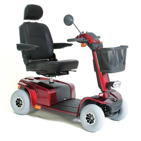 Celebrity deluxe 4 wheel