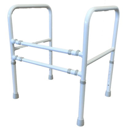 Raised Toilet Seat Frame