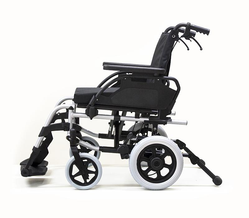 Breezy Basix 2 Transit Wheelchair