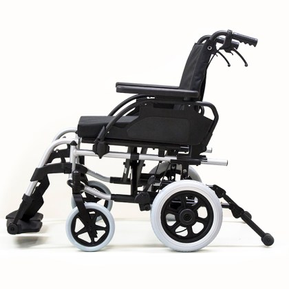 Breezy Basix 2 Transit Wheelchair