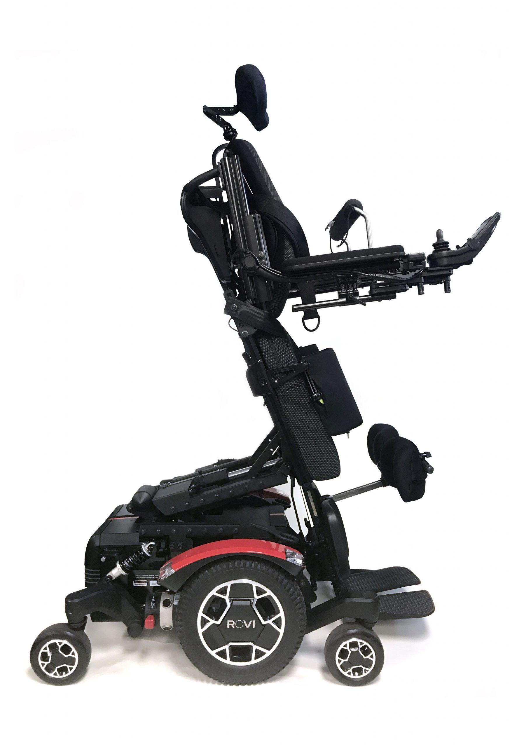 Rovi A3 Standing Power Wheelchair