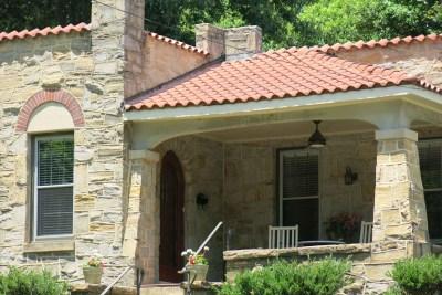 Cameron Park Stone House