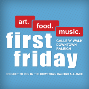 First Friday Raleigh @ Downtown Raleigh | Raleigh | North Carolina | United States