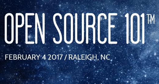 Open Source 101 debuts at NC State's McKimmon Center