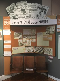 """Let Us March On"" Civil Rights Exhibit"