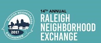 "14th Annual Raleigh Neighborhood Exchange ""Unconference"""