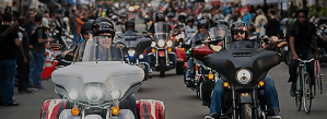 Ray Price Capital City Bikefest @ Downtown Raleigh | Raleigh | North Carolina | United States