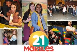 21 Marbles @ Marbles Kids Museum | Raleigh | North Carolina | United States