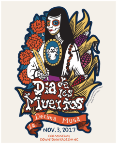 Day of the Dead @ City of Raleigh Museum  | Raleigh | North Carolina | United States